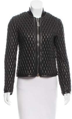Porsche Design Quilted Leather Jacket