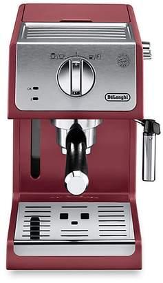 De'Longhi Delonghi Delonghi Manual Espresso & Cappuccino Machine - Red