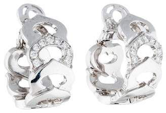 Cartier Diamond C de Earrings