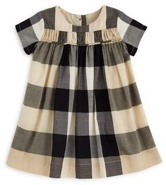Burberry Girls' Ariadne Check Dress - Baby