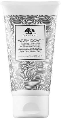Origins Warm Down Warming Lava Scrub to Detox and Smooth