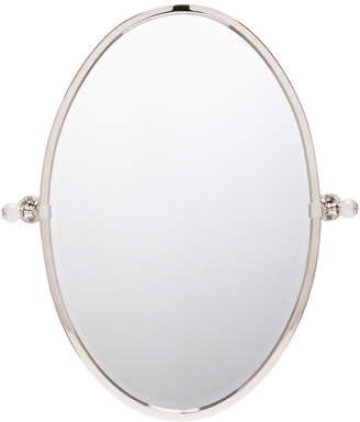 Rejuvenation Pittock Oval Pivot Mirror
