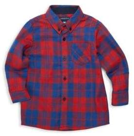 Andy & Evan Little Boy's Flannel Shirt