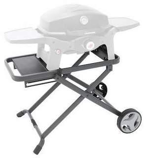Landmann Pantera Foldable Grill Cart Black
