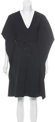 Calvin Klein Collection Oversize Shift Dress