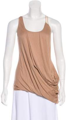 Kaufman Franco KAUFMANFRANCO Draped Sleeveless Top