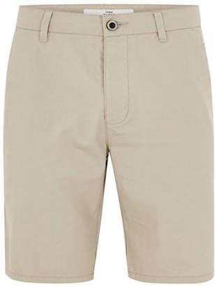 Topman Classic Fit Chino Shorts