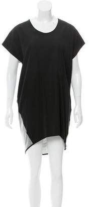 Rag & Bone High-Low T-Shirt Dress