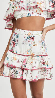 Charo Ruiz Ibiza Fera Short Skirt