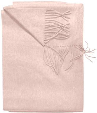 "Sofia Cashmere Luxury Throw Blanket ""Trentino"""