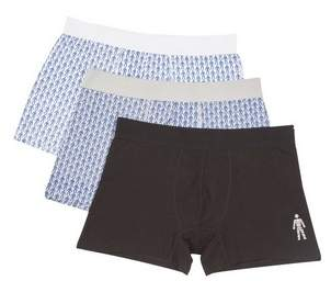 Burton Mens 3 Pack Prostate Cancer Trunks