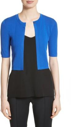 Women's Akris Punto Knit Wool Bolero $495 thestylecure.com