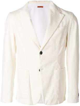 Barena ribbed suit