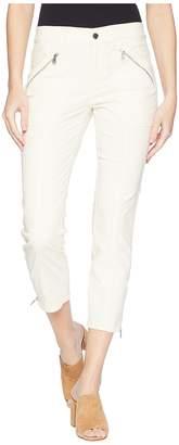Lauren Ralph Lauren Zip-Pocket Skinny Cargo Pants Women's Casual Pants