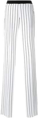 Thierry Mugler pinstripe trousers