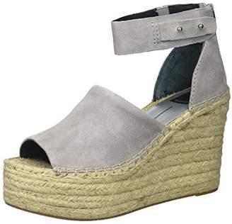 Dolce Vita Women's Straw Wedge Sandal