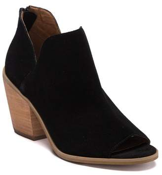 Susina Carina-Lea Leather Bootie