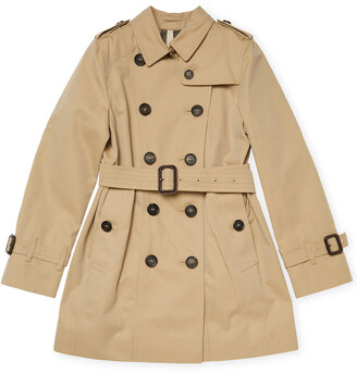 Burberry Buttoned Long Sleeve Jacket