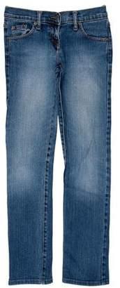 Sass & Bide Low-Rise Straight-Leg Jeans
