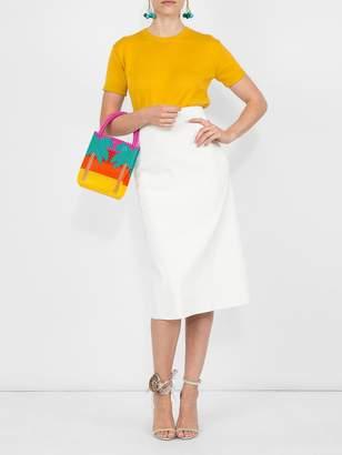 The Row Midi pencil skirt
