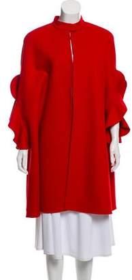 Valentino 2019 Wool Coat w/ Tags