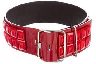 Roger Vivier Buckle Waist Belt