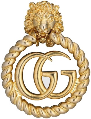 Gucci GG coin earring