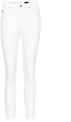 AG Jeans The Mila high-rise skinny jeans