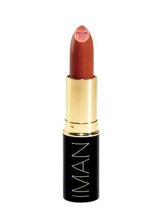 Iman Cosmetics Moisturizing Lipstick, Subtle Pink