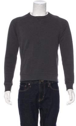 Orlebar Brown Casual Textured Sweatshirt