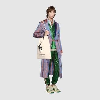 Gucci Shimmering viscose jacquard jacket