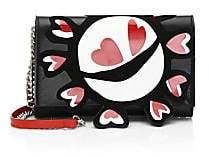 Maison Margiela Women's Heart Leather Shoulder Bag