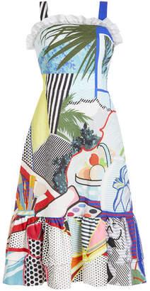 Mary Katrantzou Kara Printed Dress