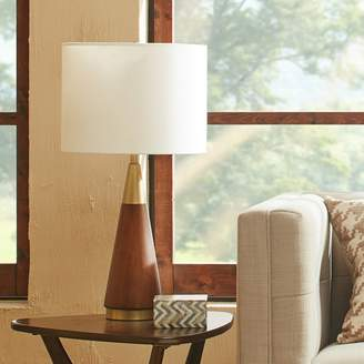 Mid-Century MODERN Inkivy INK+IVY Two-Tone Table lamp