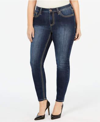 Seven7 Jeans Plus Size Skinny Jeans