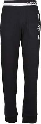 Lanvin Striped Trim Track Pants