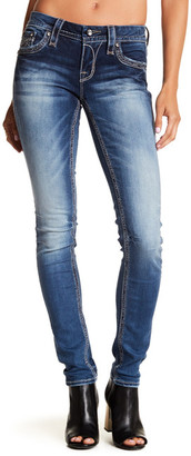 Rock Revival Faded Skinny Jean $179 thestylecure.com