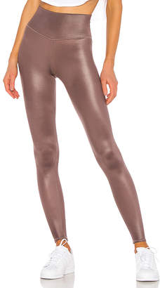 Alo High Waist Shine Airbrush Legging