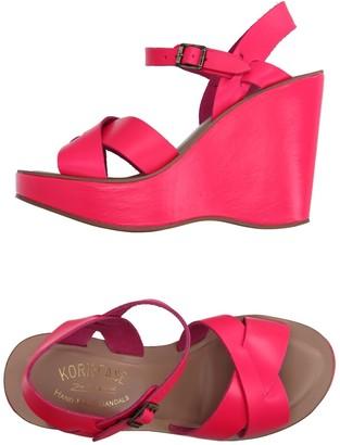 KORK-EASE Sandals $160 thestylecure.com