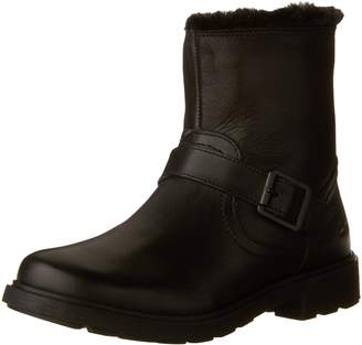 Clarks Girls Ines Remi Inf Leather Boots