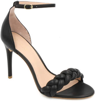 Rachel Zoe Ashton Braid Leather Sandal