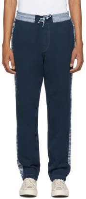 Missoni Navy Contrast Lounge Pants
