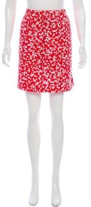 Marni Printed Mini Skirt