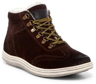 Vintage Foundry Genuine Shearling Sneaker