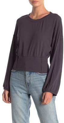Anama Dolman Sleeve Knit Top