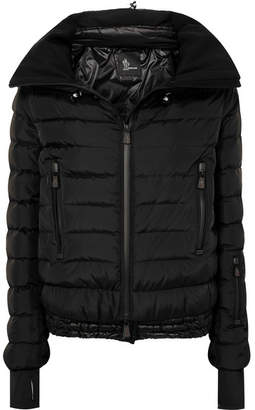 Moncler Vonne Quilted Down Jacket - Black