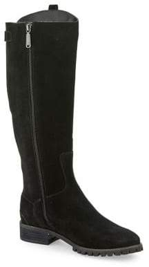 Blondo Pakita Suede Riding Boots