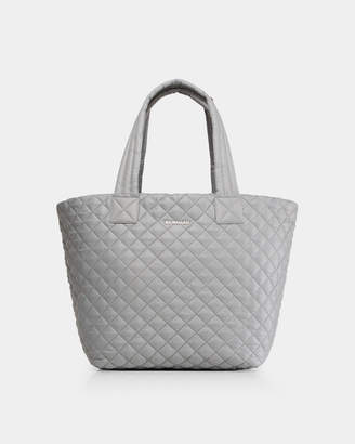 MZ Wallace Hyacinth Medium Metro Tote