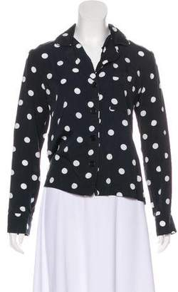 Reformation Lounge Button-Up Top