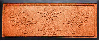 """Bungalow Flooring Water Guard Pineapple 15"""" x 36"""" Boot Tray"""